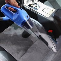 Wholesale Car Vacuum Cleaner W Wet And Dry Dual Use Dust Collector Car Vehicle Mini Handheld Dirt Cleaner OOA1171