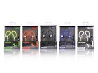 Los auriculares universales del gancho del oído JY-A1 con el micrófono se divierten en-oído bajo fuerte de la música del receptor de cabeza de los deportes para el teléfono móvil del mp3 del teléfono móvil del iphone Samsung