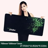 Wholesale 180mm mm Rubber Goliathus Mantis Locking Edge Speed Game Mouse Pad Mat Large