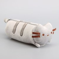 animal farm cat - Hot Sale Kawaii Brinquedos Pusheen Cat Fashion Bag Chain Toys Christmas Gift for kid X10cm
