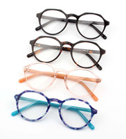cheap reading glasses kbzo  2017 Fashion Hot Cat Eye Girls Women Glasses Acetate Prescription Reading  Frames Female Ladies Vintage High Quality Myopia Handmade Eyewear