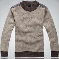 american jeeps - New Winter Men s O Neck Sweater Jumpers pullover sweater AFS JEEP new High quality Brands