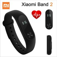 Wholesale Original Xiaomi Mi Band Smart band fitness tracker Android bracelet heartrate monitor Oled display