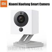 Wholesale IN STOCK Xiaomi XiaoFang Deg F2 X Digital Zoom Night Vision WiFi IP Smart P Camera Xiaomi Little Small Square Camera