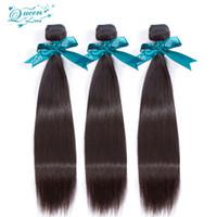 Wholesale Queen Love Hair Products Brazilian Virgin Hair Straigh Brazilian g Real Brazilian Virgin Hair Bundles Deals