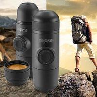 Wholesale NEW Minipresso Mini Protable Car Coffee Cup Set Hand Pressure Coffee Mug Hot Sale