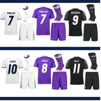 apparel fleece - Customized Thai Quality Real Soccer Children Adult Clothes Rugby Wear football jerseys Training Apparel Socks