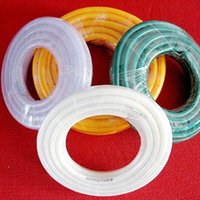 Wholesale Customized PVC Garden Hose Plastic tube Watering Tubing Pipe Micro Drip Irrigation Pipe System Sprinkler Fittings Hose Reels For Garden