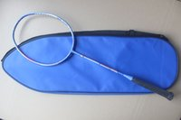 Wholesale DUORA LCW badminton rackets carbon T joint lbs High Quality badminton racquet