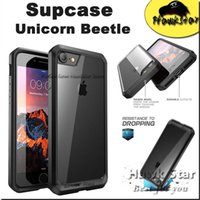 amazon logos - Case For Iphone s Plus SUPCASE Unicorn Beetle Series Premium Hybrid Protective Clear Fashion With logo retail box Amazon hot sell