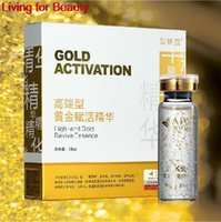 Wholesale Neck Cream K Gold delicate skin moisturizing whitening remove wrinkles removal neck profile