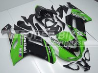 Cheap ABS fairing Best Compression Mold Kawasaki motorcycle