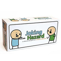 adult funny jokes - Joking Hazard Party Game Funny Games For Adults With Retail Box Comic Strips Card Games Hot Sell game B