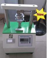 Wholesale Intelligent Cardboard Compression Strength Tester With Printing Function V V V