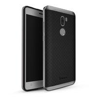 Plastic armor oil - IPAKY Xiaomi S Plus Armor Case Oil Coated In PC Frame TPU Case for Xiaomi S Plus Case