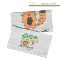 Wholesale 2pcs pack Super Soft Cotton gauze layer Newborn Baby small Towel Saliva Nursing Towel Baby Handkerchief X30cm