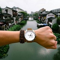 Wholesale Top Luxury Brand mvmt Calendar Watch New Atmosphere Men Outdoor Frosted Leather Alloy Watches Mens Wrist Watch Relogio Masculino
