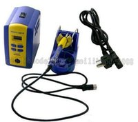 Wholesale Hot sale HAKKO FX soldering station digital display Lead free soldering station with soldering iron and different tip MYY
