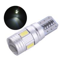 Wholesale Car Auto W5W Canbus T10 SMD LED Light Bulb No Error Led Parking Fog light No Error Car Trunk Reading Light