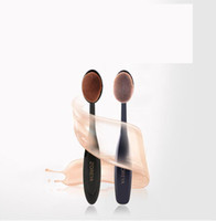 bb cleanser - Zoreya new style toothbrush type makeup brush cleanser professional synthetic craft hair multi function bb cream brush