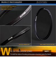 Wholesale Original Zomei Ultra Slim Optical CPL Circular Professional Polarizing Polarizer Filter for Canon Nikon Sony Pentax lens