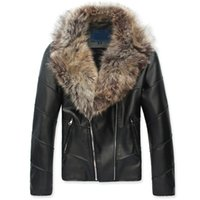 Mens Pu Leather Winter Coats Online | Mens Pu Leather Winter Coats
