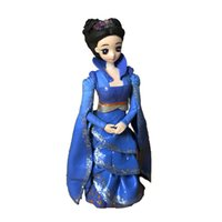best modelling clay - Super light clay Cartoon handwork DTY ancient customs Longkui Modelling the best gift for children educational toy Chinese cute doll