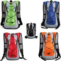 Backpacks baseball trips - Outdoor sports riding water bag bike bag climbing trip water bag backpack men women shoulders backpack package
