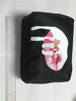 Wholesale kylie jenner birthday makeup bag kylie lip kit bags make up bag good quality