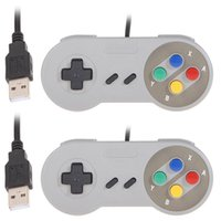 Super Game Controller SNES USB Gamepad clásico Game Controllers para PC MAC Juegos