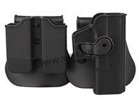 Wholesale IMI Defense Style GLOCK RH Pistol Paddle Holster Black