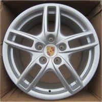 Wholesale ZC869003 Porsche car rims Aluminum alloy is for SUV car sports Car Rims modified in in in in in