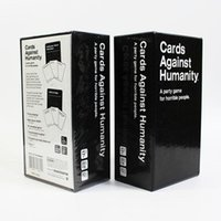 base paper - Immediate Delivery US UK CA AU Cards Against of Humanity game Edition Card Full Base Set Pack Party Game