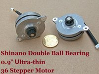Wholesale 2PCS Shi nano Motor Phase Wire Stepper Motor STH CO Y12 Step Angle Of Degrees A