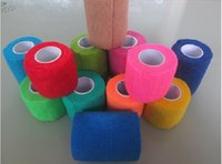Wholesale New Medical gauze tattoo grip Handle the bandage and supply for tatoo machine Retail Sale