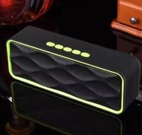 Wholesale BAILIXIN New Portable Wireless Outdoor Bluetooth Speaker Mini Speaker Support TF Card MP3 And Mobile Phone