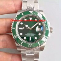 Wholesale Factory Fashion Movement Top Quality mm Green Hulk Automatic Mens Watch LV Stainless Steel Bracelet