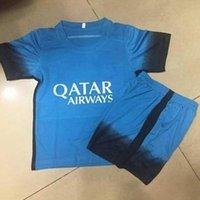 away bar - 15 bar kids soccer jerseys away customzied name number top quality soccer uniforms football shirts shorts