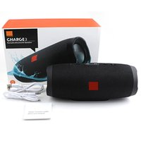 Wholesale New JBL Charge Bluetooth Speaker Waterproof Portable Outdoor Subwoofer Speaker HIFI Wireless Speakers Top Quality