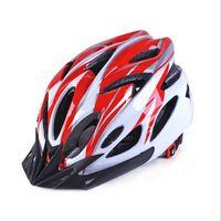Wholesale Men Cycling Helmet CM EPS Road Mountain Bike Helmet g Vents Bicycle Helmet