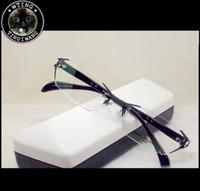 Los vidrios ópticos a estrenar del hombre de moda enmarcan los vidrios claros sin marco de las lentes de la lente Las mujeres femeninas Eyewear de las gafas de Masaki de los vidrios opticos de los vidrios