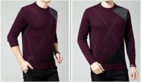 attire clothes - New clothes Winter clothing Men s sweater Warm clothing Sweater Casual shirt Men s wear Business attire Middle age Wool polyester
