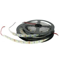Wholesale 50m smd Led Strips Light V Waterproof Non waterproof LED m m Roll lm smd Bright Than DHL