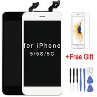 Cheap For Apple iPhone LCD for iPhone 5 5S 5c Best iPhone 5 Touch Screen Replacement Screen