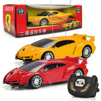 Wholesale RC Cars Boys Diecast Model Kids D Remote Control Toys Plastic for Children Cartoon Birthday Gift New