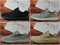 Cheap PU+RB 2017 Adidas Yeezy Boost 350 Pirate Black Turtle Dove Moonrock Oxford Tan Mens Running Shoes Women Kanye West Yeezy 350 Yeezys Season