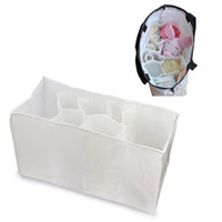 baby bottle liners - Baby Organizer Bag Portable Diaper Nappy Bottle Divider Storage Outdoor Travel Liner Pouch Colors