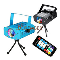 Wholesale Dimmable W LED Water Ripples Lights Modes in RGB LED Stage Effects Light AC V