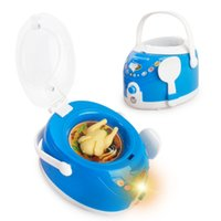 best electric cookers - Mini Simulation rice cooker toy for kid lovely classic electric furniture toy the best gift for children