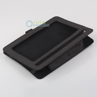 Venta al por mayor-coche apoyo para la cabeza soporte soporte de la tableta para 9 pulgadas portátil reproductor de DVD caso bolsa nuevo